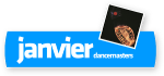 Janvier DanceMasters Logo